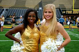 Optimal Resume Cornell Cheer Heaven The Mizzou Golden Girls Sure Are Shiny