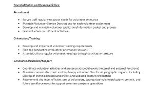 Resume Sample Volunteer Position by Resume Sample Volunteer Cover Letter Template Lovely Cover Letter