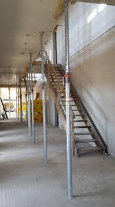 stahl treppe stahltreppe podesttreppe fröbel metallbau