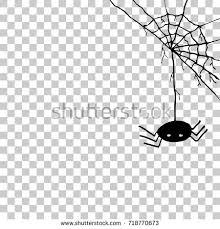 right top corner hand draw sketch spider web right stock photo photo vector