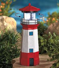 25 unique solar lighthouse ideas on clay pot