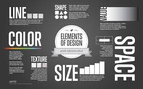 Types Of Grey Color by Elements Of Design Quick Reference Sheet Paper Leaf