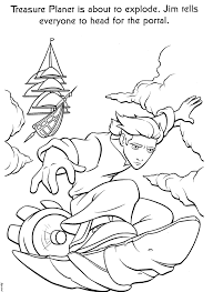 planets coloring sheet kids coloring