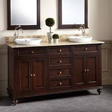 Dark Bathroom Furniture 60