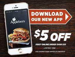 applebees coupons on phone 5 25 online purchase at applebees coupon friendly