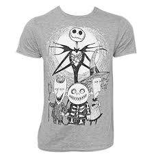nightmare before official merchandise gadgets tshirts