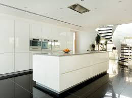 Gloss White Kitchen Cabinets Barbican Alno Star Highline High Gloss White Kitchen Miele
