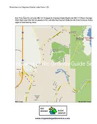 New Mexico State Parks Map by Rio Grande Guide Service New Mexico Striper Fishing Guide On