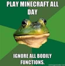 Funny Minecraft Memes - minecraft meme