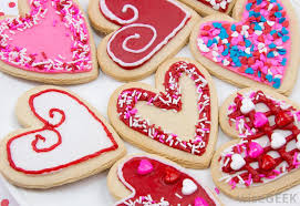 Valentine S Day Cookie Decor by What Are Some Ideas For Valentine U0027s Day Decorations
