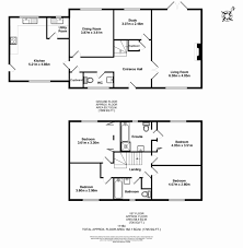 5 bedroom bungalow house plans 14 trendy idea home floor uk home