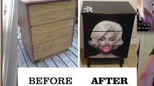 Marilyn Monroe Furniture by Marilyn Monroe Dresser How To Make Youtube