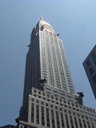 chrysler building floor plans chrysler building skyscraper in new york city thousand wonders