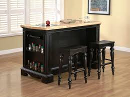 kitchen alluring portable kitchen island with stools movable