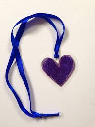 heart necklace kids craft necklace craft ideas using laminator