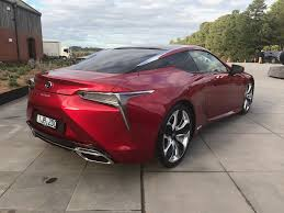 lexus lc 500 competition 2017 lexus lc500 u0026 lc500h pricing and specs luxury sports