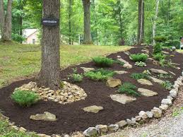 decorations landscaping hill ideas landscaping ideas for