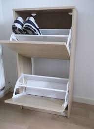 Ikea Shoe Cabinet Home Design Ikea Bissa Shoe Cabinet Hack Wall Coverings Cabinets