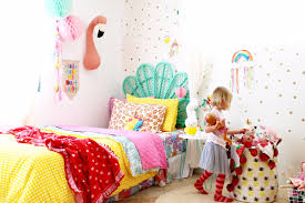 Rainbow Bedroom Decor Kids Bedroom Ideas Rainbow Retreat Four Cheeky Monkeys