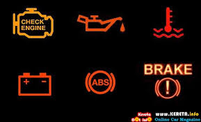 Honda Warning Lights Warning Lights In A Car Best Custom Car Covers