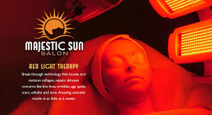 what is light therapy red light therapy philadelphia skin care clinic majestic sun salon