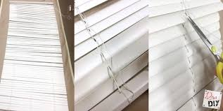 No Sew Roman Shades How To Make - window treatment how to take blinds from cheap to chic diva of diy