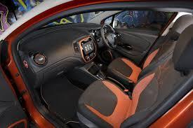 renault captur interior renault captur now on sale in australia from 22 990