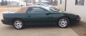 1995 camaro z28 convertible 1995 chevrolet camaro z28 in dakota for sale used cars on