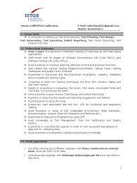 Qa Testing Sample Resume by Hardware Test Engineer Sample Resume Haadyaooverbayresort Com