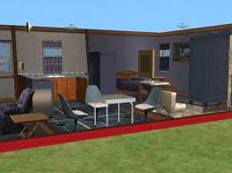 One Bedroom Trailer Mod The Sims One Bedroom Trailer House 4th In The Series