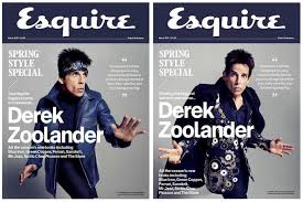 zoolander headband derek zoolander covers the issue of esquire apparatus