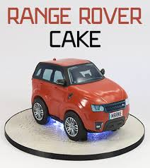 learn how to make this cool cake for any car lover http