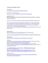 Online Human Body Human Body Websites