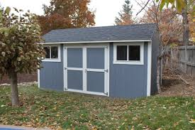 tough shed pout door shed building plans with perfect grey