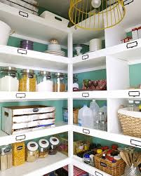Kitchen Storage Labels - 22 pretty ways to organize your pantry pantry organizing and