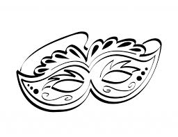 astonishing mardi gras mask coloring pages with mardi gras