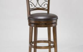 bar witching furniture black iron bar stool with arm and back