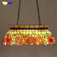 Stained Glass Light Fixtures Living Room Top Stained Glass Hanging Pendant Lamp Foter Regarding