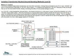 signal du 5 transformer power conditioner
