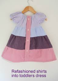 refashioning shirts toddler dress pattern vicky myers creations