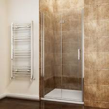 Frameless Bifold Shower Door 900mm Bifold Shower Doors Ebay