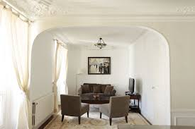 The Living Room Salon Perfectly Paris Vacation Apartments Tranquility In The Eighth