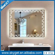 Led Backlit Bathroom Mirror Shenzhen Skyget Technology Co Ltd Waterproof Tv Mirror Led