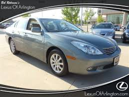 2004 lexus es 350 2004 lexus es es 350 for sale in arlington heights il truecar