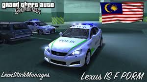 isf lexus dubai gta san andreas lexus is f pdrm youtube