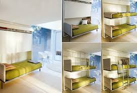 bunk bed with couch decorate my house