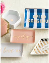 Home Gifts by Hello Gorgeous Trinket Tray Rosanna Charm Collection