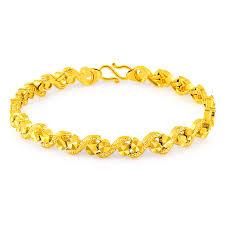 bracelet gold women images New style pure gold color bracelets bangles for girls women jpg