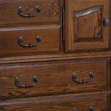 Red Oak Bedroom Furniture by Bedroom Furniture Muscovado Dark Oak American Made