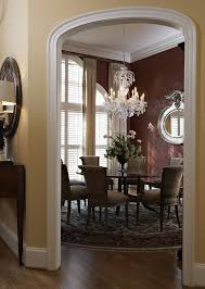 burgundy dining rooms burgundy and cream formal dining room